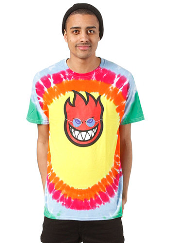 All You need is Fire S S T Shirt tie dye