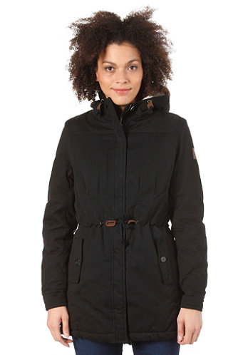 Tough Cookie Jacket black