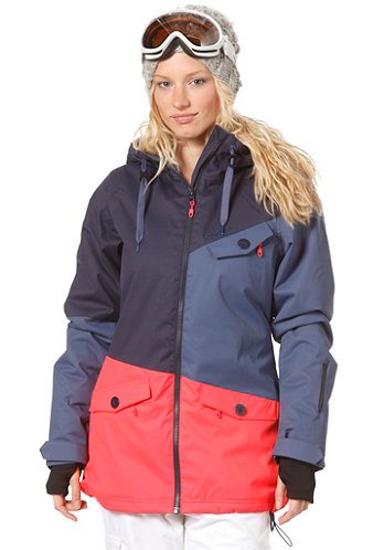 PWFR Segment Jacket navy night