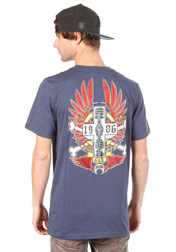 86 Heritage S S T Shirt harbour blue