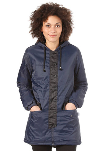 Daphne Jacket blue night