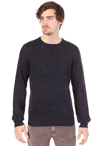 Gefen Crew Neck Sweatshirt navy
