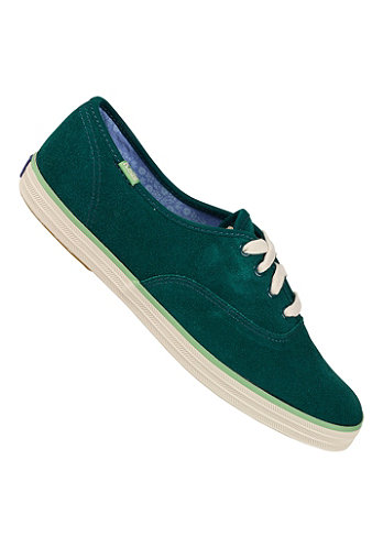 Champion CVO Oxford Suede junebug junebug green