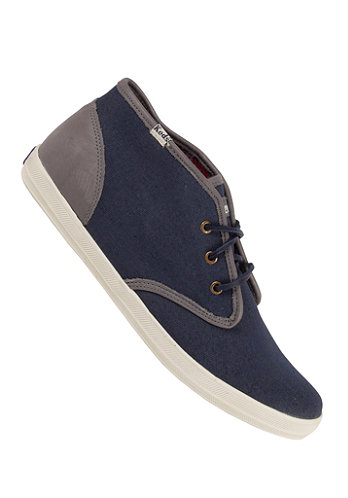 Champion Chukka oiled Canvas navy navy