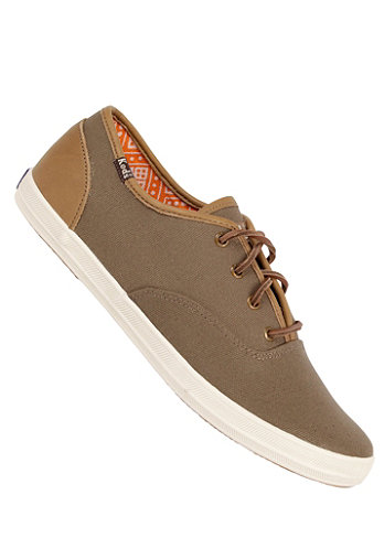 Champion CVO oiled Canvas brown brown