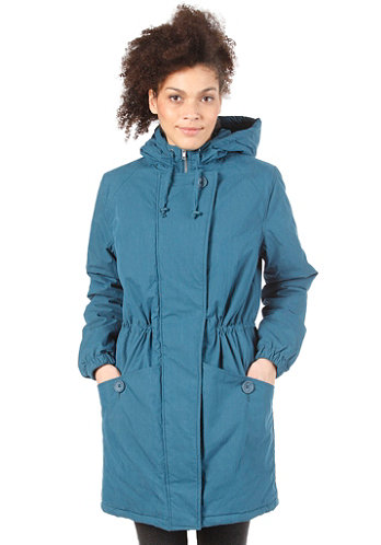Womens Cali Jacket capri blue
