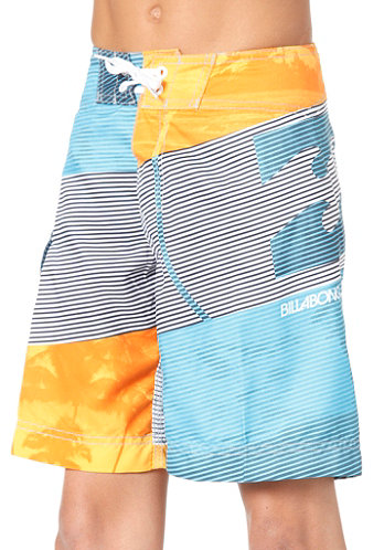 Kids Blaster Boardshort orange