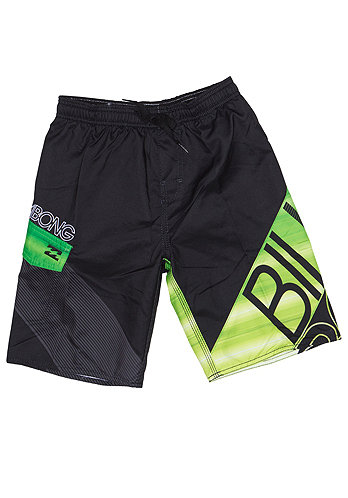 Kids Blaze Boardshort lime