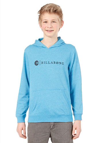 Kids Reflexion Hooded Sweat vivid heather
