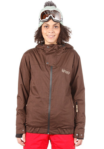 Ryder Jacket 2013 Brown