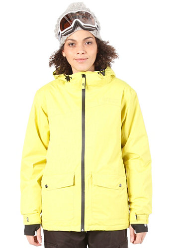 June Jacket 2013 Sulphur