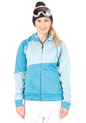 Charm Fleece 2013 Light Blue/Electric Blue