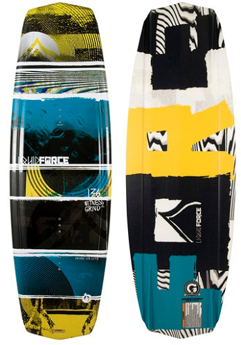 Witness Grind Wakeboard 2013 136cm one color