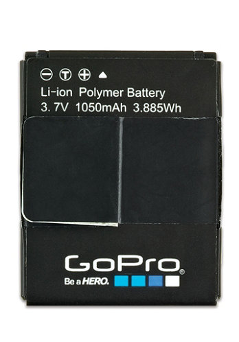 HD HERO 3 Rechargeable Battery one color