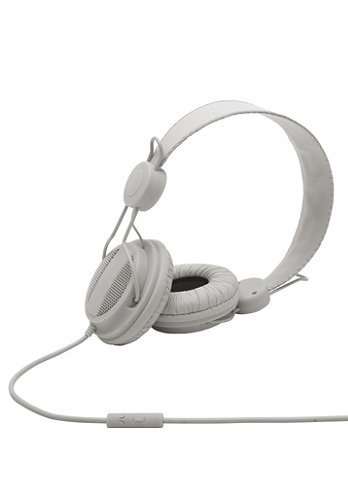 Oboe Seasonal Headphones smoked pearl