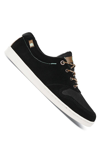 Connery Shoe black/brown