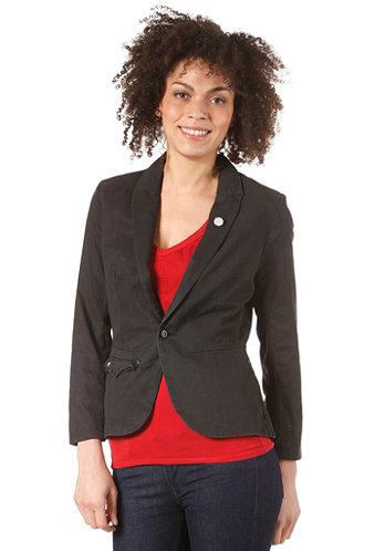 Womens Rovic Blazer Jacket black