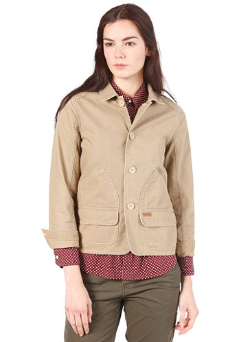 Womens Guardian Jacket leather