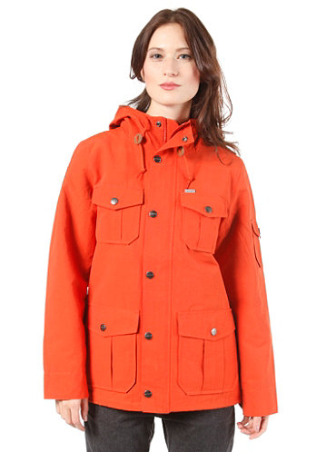 Womens Austin Jacket brick