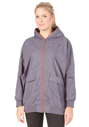 Womens Mathew Jacket rabbit grey