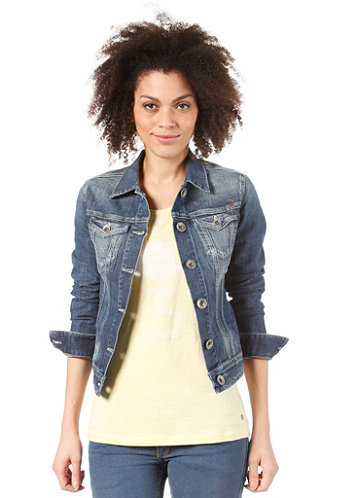 Womens Jacket blue denim