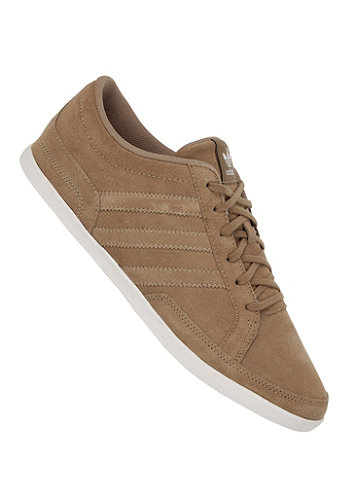 Adi Up Low leather (suede) -3/earth khaki s13/white vapour s11