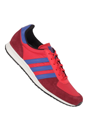 Adistar Racer vivid red s13/true blue/cardinal