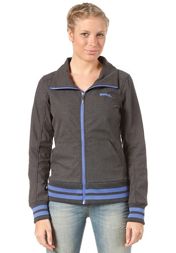 Womens Edale Jacket dark grey marl