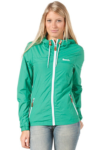 Womens Retro Cag Jacket jelly bean