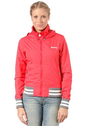 Womens Campus Jacket hibiscus