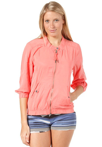 Womens Ackers Blouse georgia peach