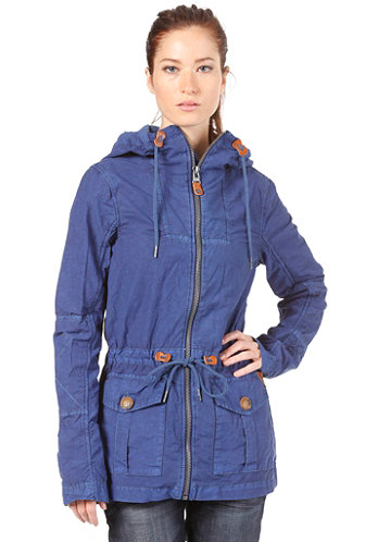 Womens Keyes  Jacket blue depths