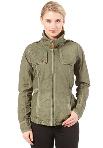 Womens Etherington  Jacket olivine