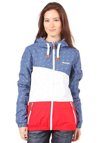 Womens Higgly  Jacket blue depths
