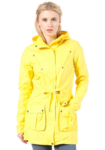 Womens Alberta B Jacket empire yellow
