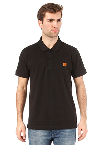 Tidie Polo S/S Shirt black