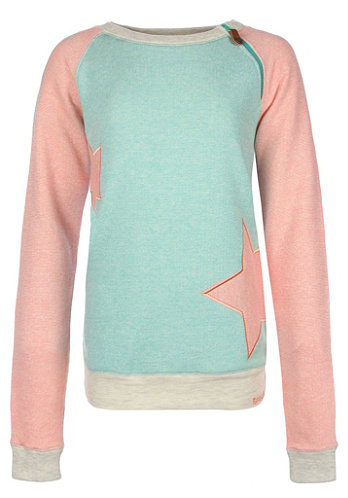 Kids To Be Shy Sweat Shirt georgia peach