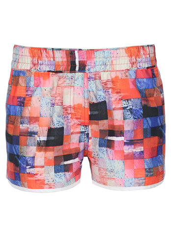 Kids All Aboard Boardshort spiced coral