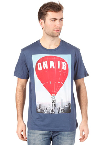 Air Balloon S S T Shirt dark denim