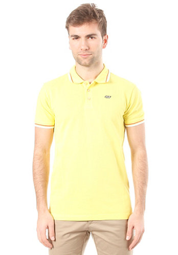 Murra  Polo S/S Shirt sour lemon gelb