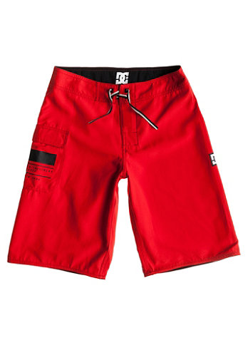 Kids Follis Boardshort athletic red