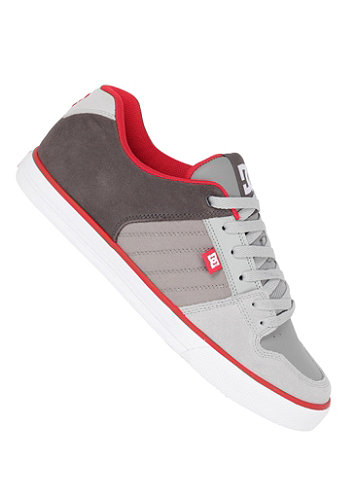 Course grey/red
