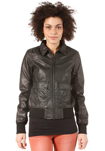 Womens Rider Jacket black