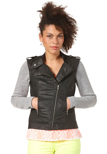 Womens Combat Jacket black