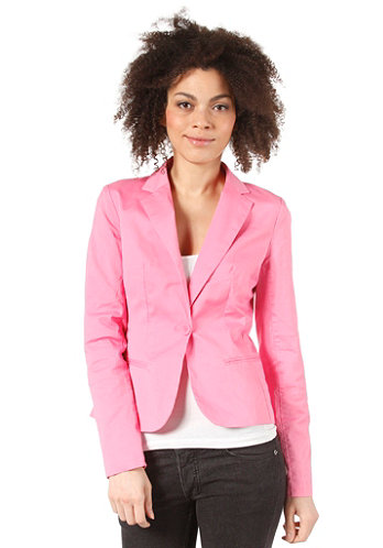 Womens Ollay Blazer pink carnation