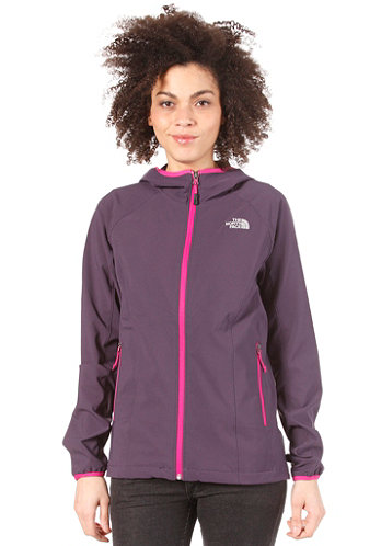 Womens Nimble Jacket grand purple