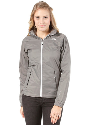 Womens Potent Jacket pache grey
