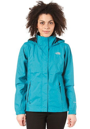 Womens Resolve Jacket flamenco blue