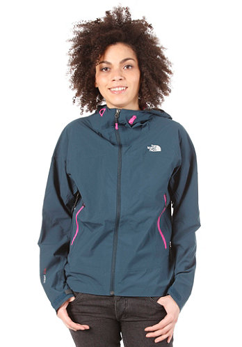 Womens Leonidas Jacket kodiak blue