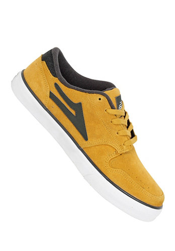 Carroll 5 YELLOW GREEN SUEDE